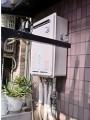 ガス給湯器取替工事 大阪府大阪市 RUJ-V2401W(A)-set