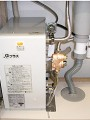 小型電気温水器取替工事 茨城県土浦市 EHPN-F13N2+EFH-4MK