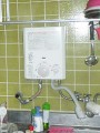 瞬間湯沸かし器取付工事 埼玉県北本市 YR-546