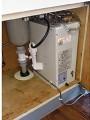 小型電気温水器取付工事 東京都渋谷区 EHPN-F6N3