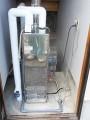 石油給湯器取替工事 山形県米沢市 KIB-3864SG-set