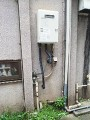 ガス給湯器取替工事 東京都杉並区 GQ-1639WS