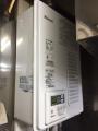 給湯器取替(排気筒脱着・位置調整/狭所・頭上作業) 神奈川県藤沢市 RUX-V1615SWFA-E
