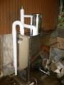 石油給湯器取替工事 茨城県坂東市 IB-4552SGH-set