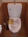 トイレ取替工事 福島県郡山市 TCF4711AK-NW1