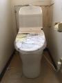 トイレ取替工事 茨城県牛久市 CES967M-NW1