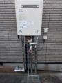 ガス給湯器 ビルトインガスコンロ取替工事 大分県大分市 GT-C2452SAWX-2-BL-set-13A