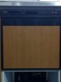 ビルトイン食洗機取替工事 岡山県倉敷市 RKW-404C-B