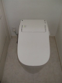 トイレ取替工事 福島県白河市 XCH1401WS