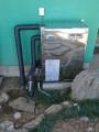 石油給湯器取替工事 埼玉県比企郡嵐山町 UKB-NE460AP-MSD