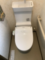 トイレ取替工事 神奈川県厚木市 CH833-WS