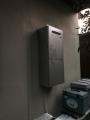 トイレ ガス給湯器 蛇口取替工事 東京都中野区 CES9575F-NW1