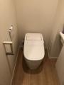 トイレ取替工事 福岡県福岡市中央区 XCH1401WS