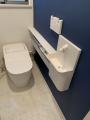 トイレ取替工事 神奈川県横浜市青葉区 XCH1401WS
