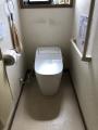 トイレ取替工事 静岡県浜松市西区 XCH1401WS