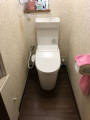 トイレ取替工事 東京都世田谷区 XCH3013WST