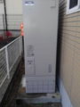 電気温水器取替工事 広島県広島市安佐北区 SRT-J37CD5-set