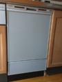 ビルトイン食洗機取替工事 熊本県八代市 NP-45VD7S