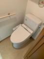 トイレ取替工事 東京都練馬区 TCF6622-NW1