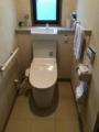 トイレ 便座取替工事 宮城県仙台市泉区 XCH3013WST