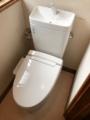 トイレ取替工事 神奈川県横須賀市 BC-ZA10AH-DT-ZA180AH-BW1
