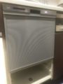 ビルトイン食洗機取替工事 神奈川県相模原市緑区 RSW-404LP