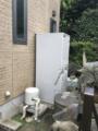電気温水器取替工事 神奈川県横浜市泉区 SRT-J37WD5-set