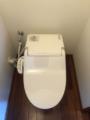 トイレ取替工事 福岡県宗像市 XCH3013WS