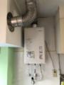 ガス給湯器取替工事 東京都江東区 RUX-V1615SFFUA-E-13A