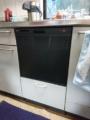 ビルトイン食洗機取替工事 千葉県船橋市 RSW-404A-B