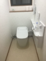 トイレ取替工事 宮城県多賀城市 XCH1411WS-N