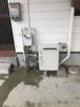 ガス給湯器取替工事 静岡県浜松市中区 RUX-A2013G-set-13A