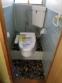 トイレ取替工事 岡山県岡山市南区 TCF6622-NW1