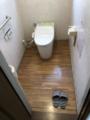トイレ取替工事 千葉県印旛郡酒々井町 XCH3013WS