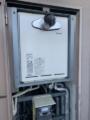 ガス給湯器 ビルトインガスコンロ取替工事 兵庫県神戸市西区 RUF-A1615SAT-B-set-13A