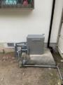 ガス給湯器取替工事 福岡県福岡市城南区 RUF-E2008AG-B-LPG