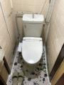 トイレ取替工事 富山県高岡市 BC-ZA10AH-DT-ZA180AH-BN8
