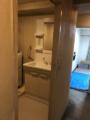 洗面化粧台取替工事 兵庫県神戸市垂水区 LDPB075BAGE-set3-C