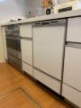 ビルトイン食洗機取替工事 兵庫県神戸市東灘区 NP-45VD9S