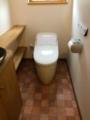 トイレ取替工事 静岡県浜松市浜北区 YBC-CL10S-DT-CL114A-N-BN8